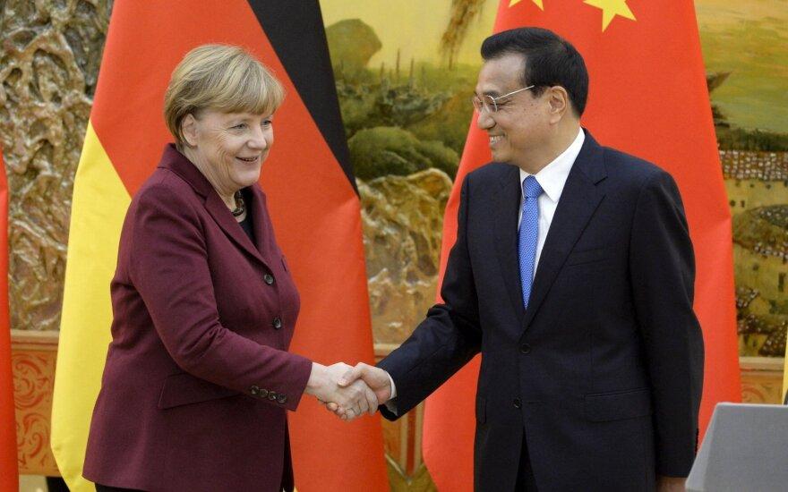 Меркель в Китае: подписаны многомиллиардные договоры