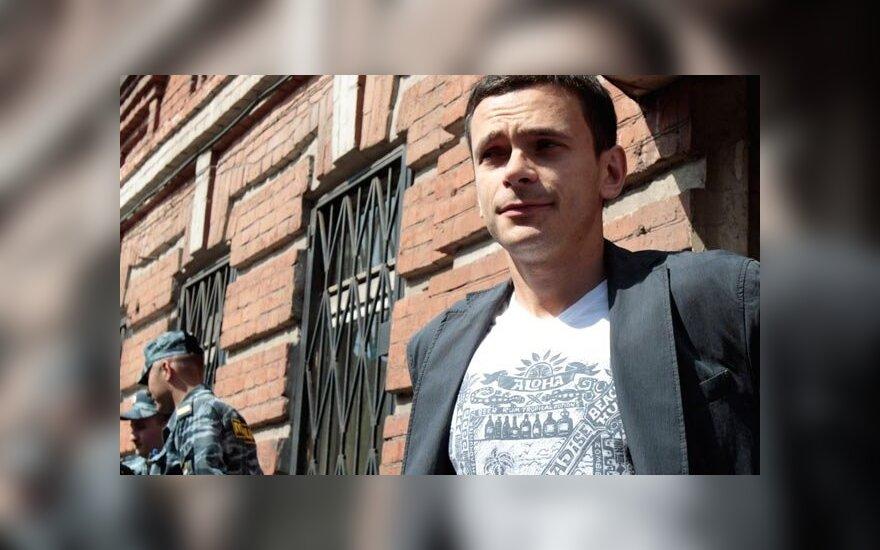 Яшин вызвал Кадырова на открытые дебаты об убийстве Немцова