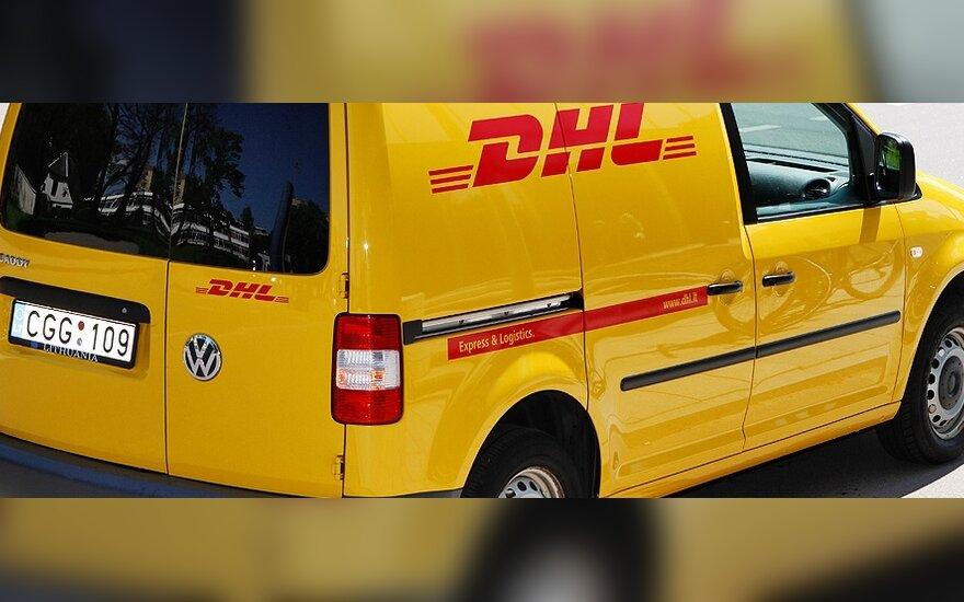 DHL в Вильнюсском аэропорту планирует построить терминал