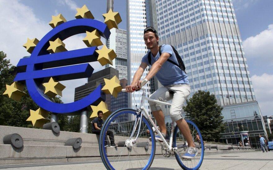 Europos Centrinis Bankas, euras
