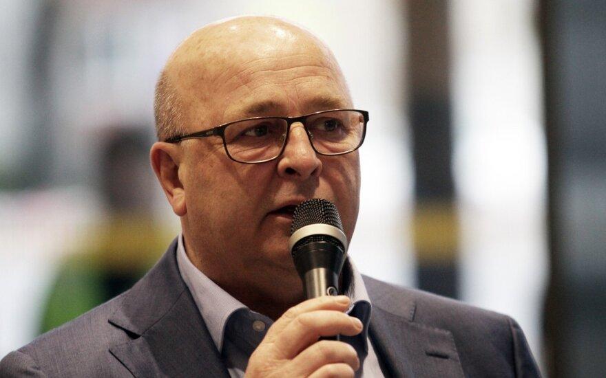 Популярность мэра Каунаса продолжает расти