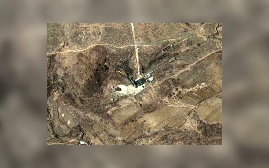 Северная Корея построила вторую ракетную базу