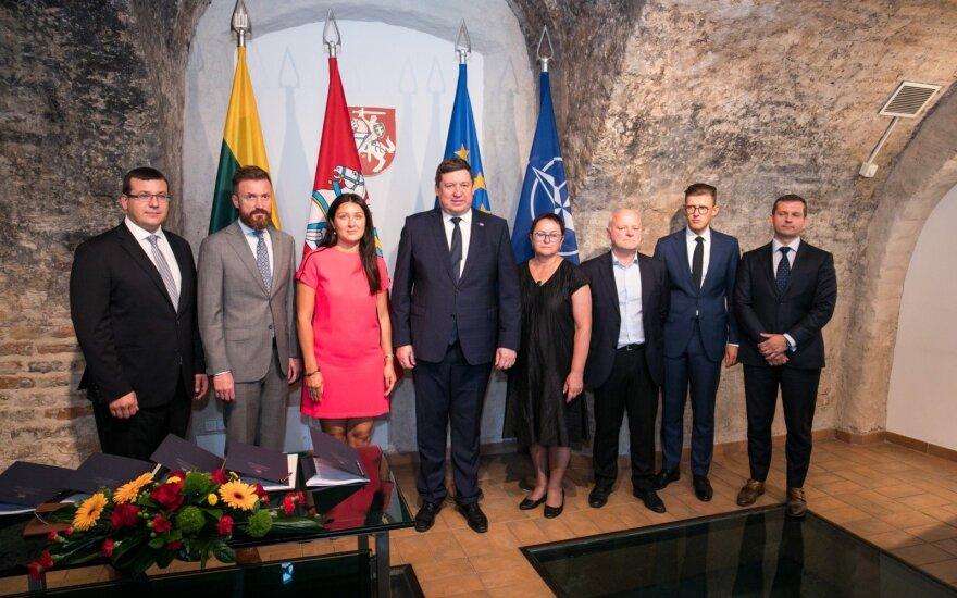 Минобороны и СМИ Литвы подписали соглашение о кибербезопасности