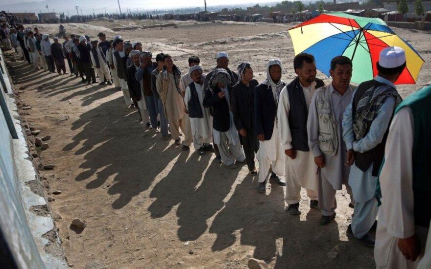 Ашраф Гани побеждает на выборах президента Афганистана