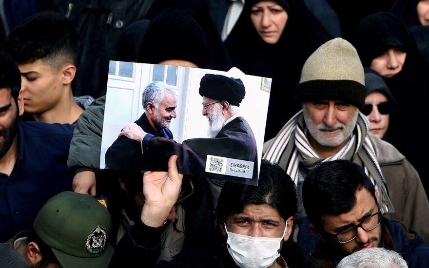 """В Иране заверили в """"начале конца"""" присутствия США в Западной Азии"""
