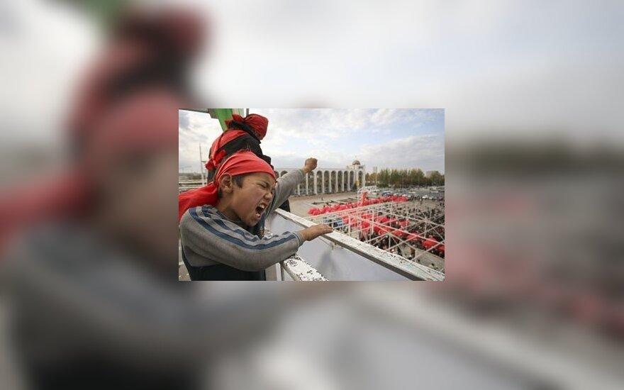 Россия даст Киргизии $500 млн на евразийскую интеграцию