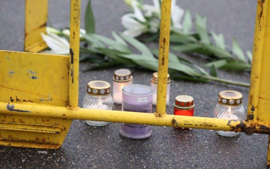 В связи с трагедией в Риге в Литве воскресенье объявляется траур
