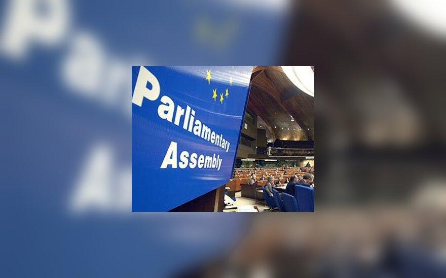 В ПАСЕ допускают исключение Украины из Совета Европы