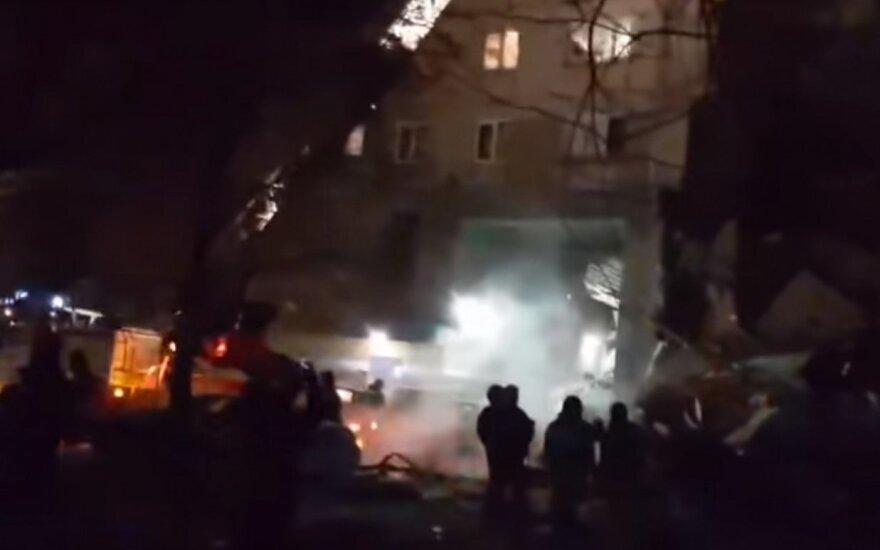 Число погибших при обрушении дома в Магнитогорске достигло 37