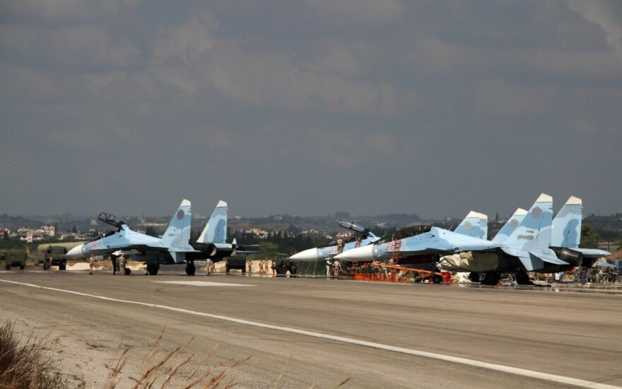 Второе нападение на базу РФ в Сирии: атаковали беспилотники