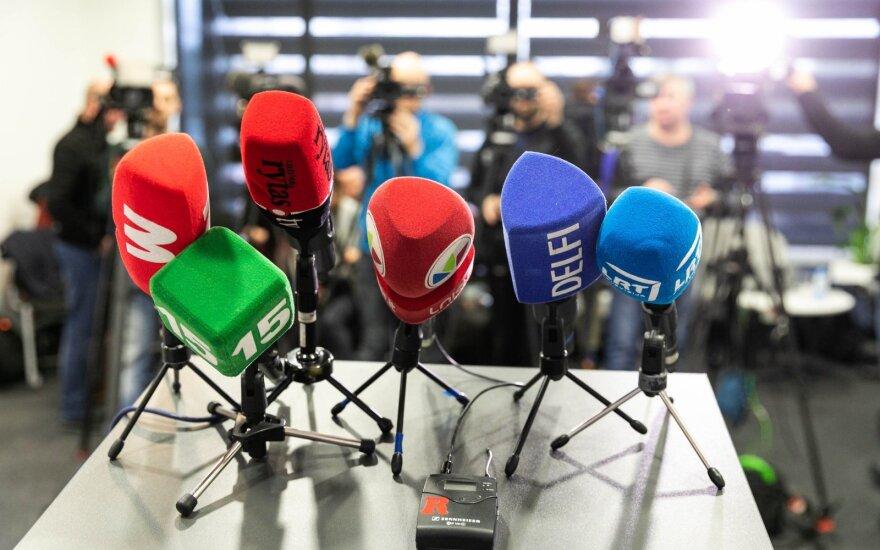 Литовские СМИ просят помощи государства в связи с коронавирусом