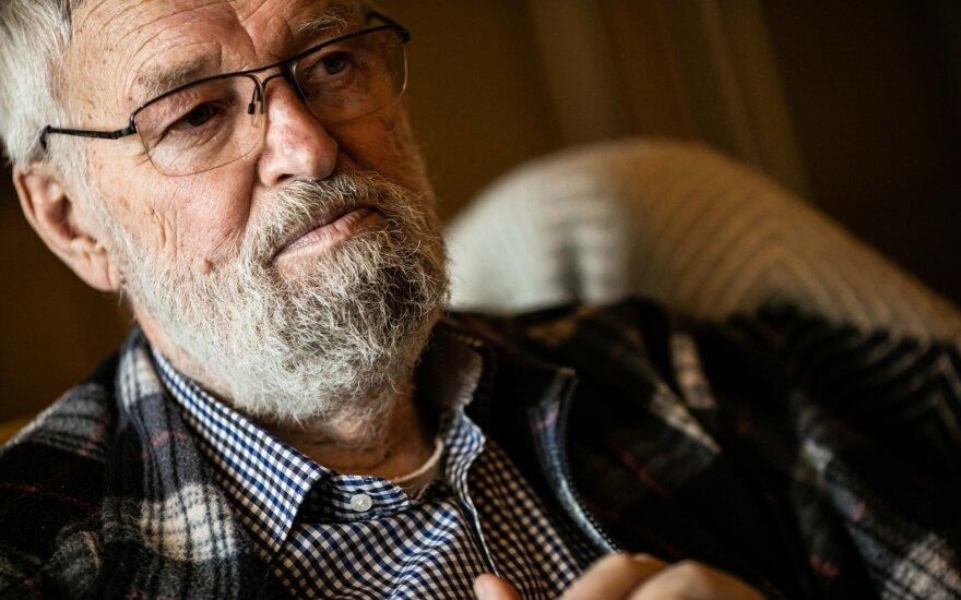 Легендарный актер Регимантас Адомайтис рассказал об онкологии: сколько Господь мне даст, столько и проживу