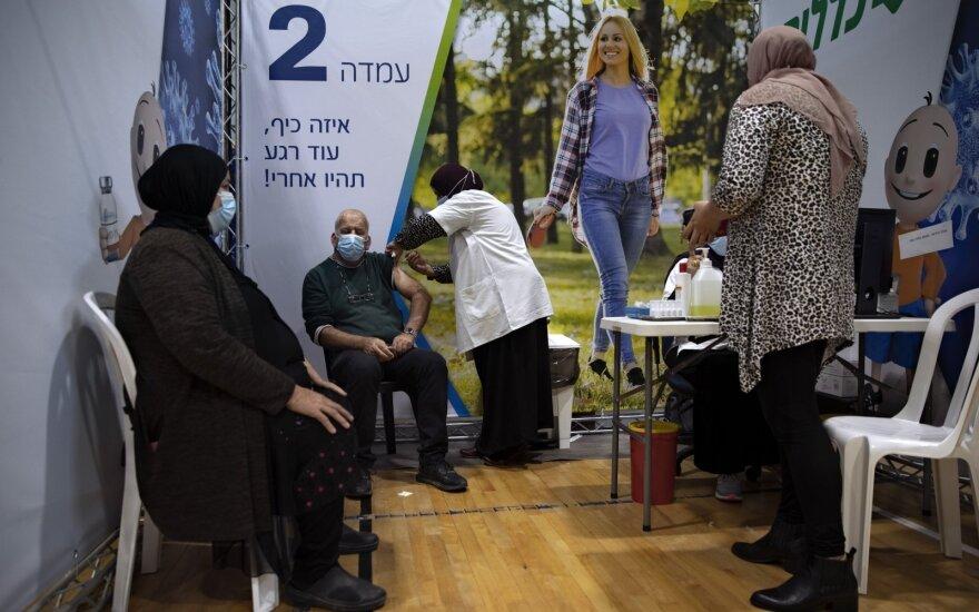 Koronavirusas Izraelyje