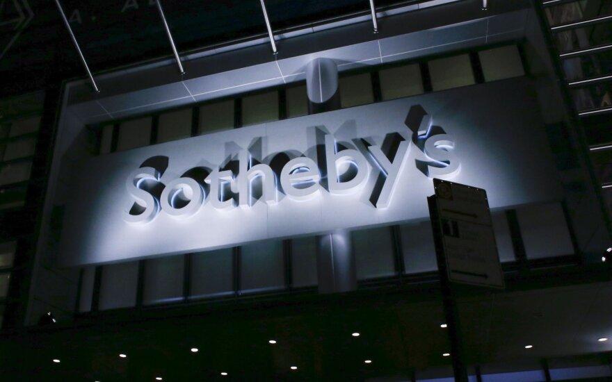 Sotheby's aukcionas