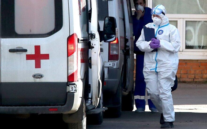 В РФ за сутки выявлено больше 4000 зараженных коронавирусом. Пик наступит только к 9 мая