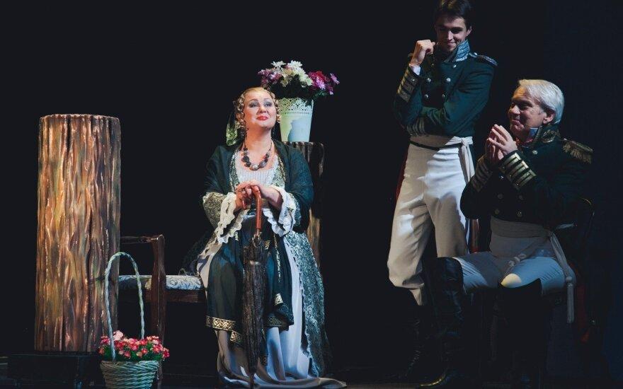 В Вильнюсе выступит Новый драматический театр из Минска