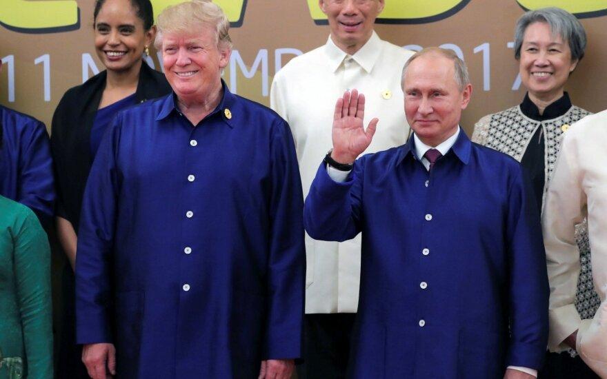 СМИ России: Трампу и Путину не о чем было договариваться
