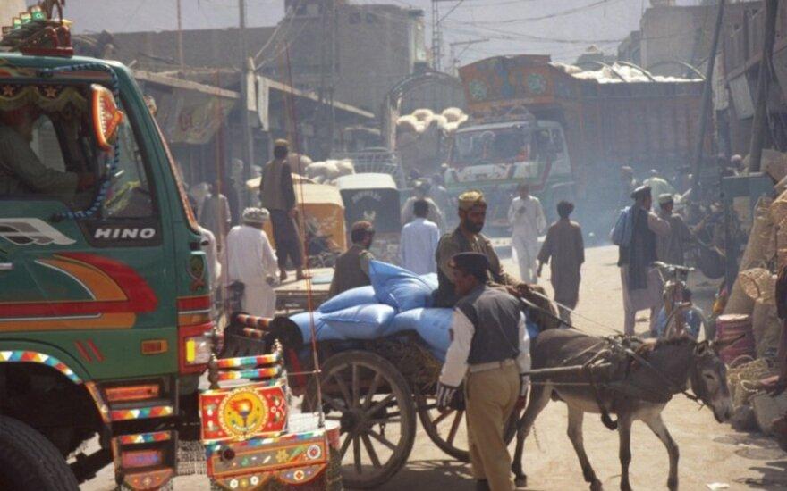 В Пакистане взорван военный конвой: минимум 20 погибших