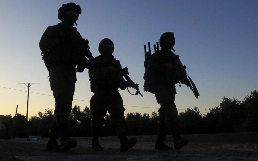 ВВС Израиля нанесли удар по сирийской территории