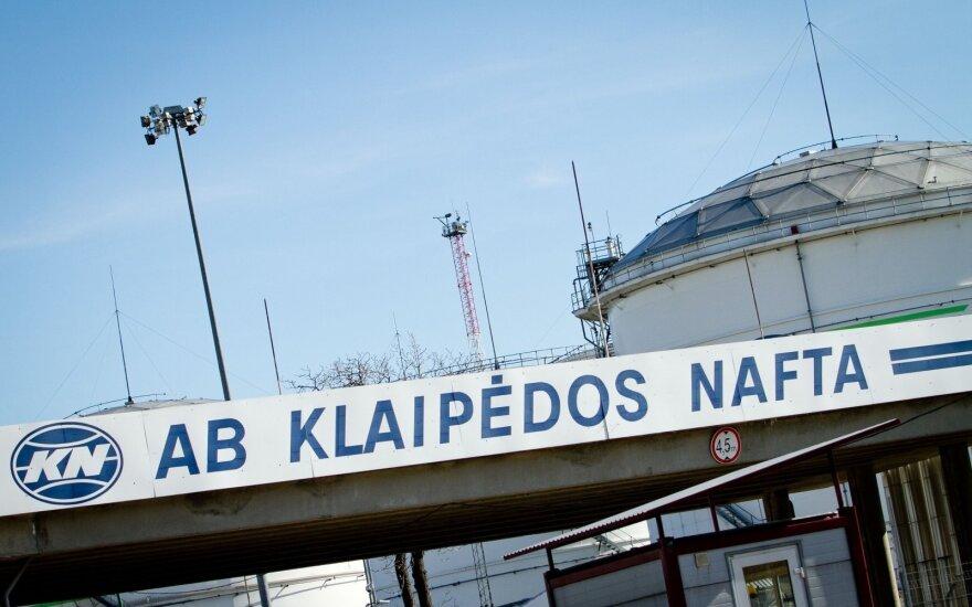 Klaipеdos nafta планирует к 2030 году стать оператором 5 терминалов СПГ