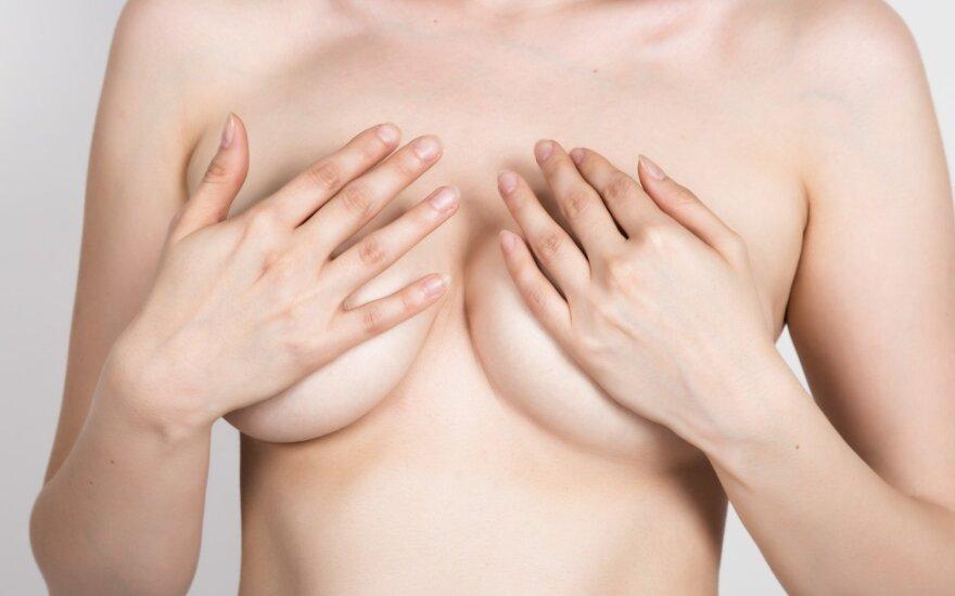 В России эксперты сочли маленькую женскую грудь физическим недостатком
