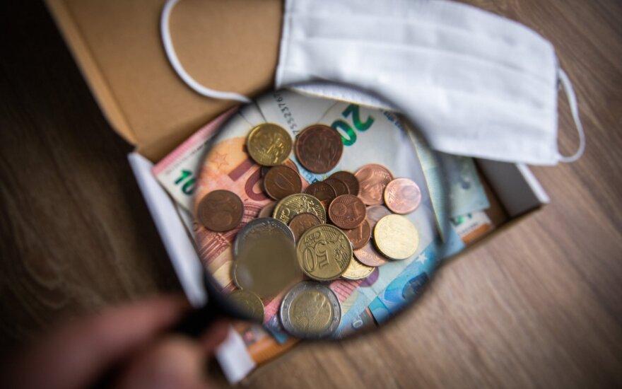 Работодатели и Соцмин Литвы выступают против единой минимальной зарплаты на территории ЕС