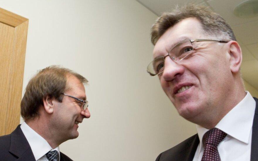Viktoras Uspaskichas, Algirdas Butkevičius
