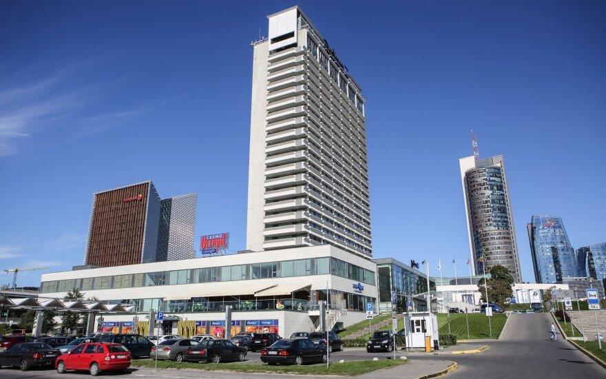 """Viešbutis """"Radisson Blu"""""""