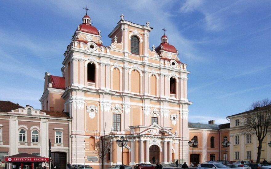 В Вильнюсе можно бесплатно послушать сакральную музыку