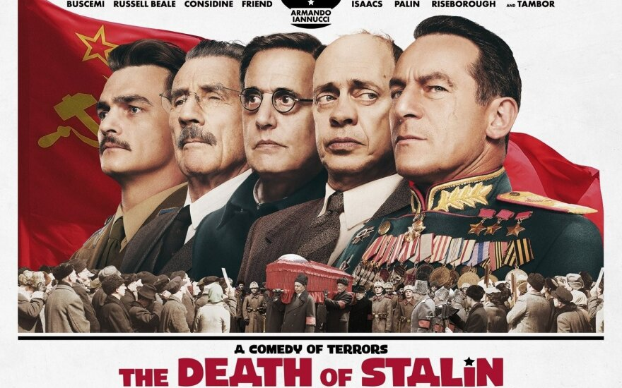 """Продажа билетов на """"Смерть Сталина"""" в Минске приостановлена"""