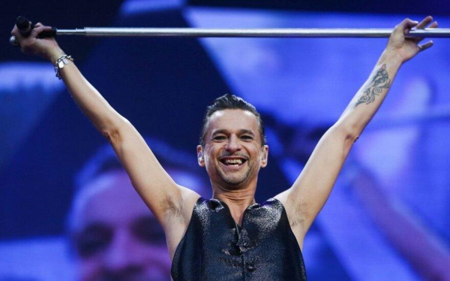 Depeche Mode отказались выступать в Киеве - там небезопасно