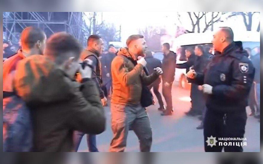 """В результате """"прорыва к Порошенко"""" в Черкассах пострадали 22 полицейских, 19 – госпитализированы"""