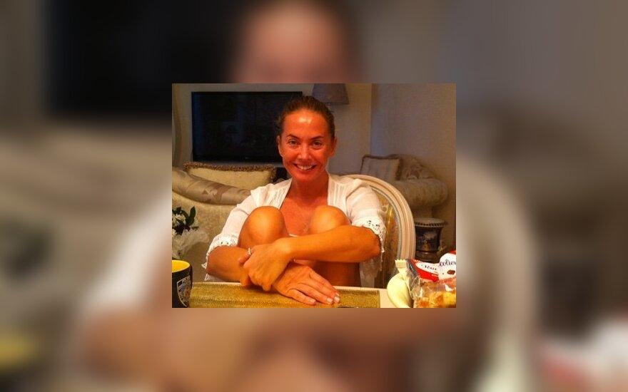 Как выглядит Жанна Фриске без макияжа