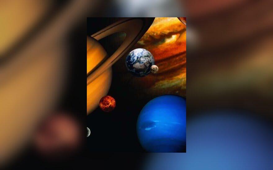 На Тритоне и Нептуне опробовали новейшую камеру LORRI