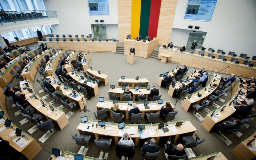 Литовские парламентарии взялись за ужесточение тайной слежки