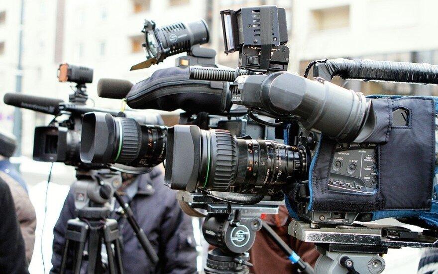 На двух телеканалах Литвы все еще доминирует продукция из России