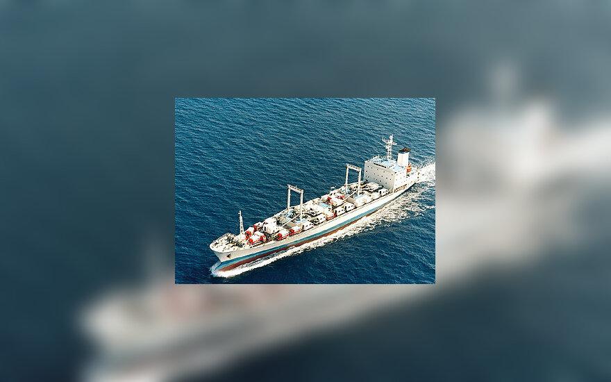 """Limarko laivininkystes kompanijos"" motorlaivis ""Andromeda"""
