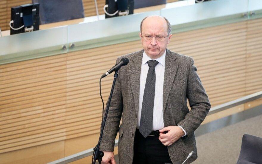 Требуют объяснений: участвуют ли русские школьники Литвы в военизированных лагерях в РФ