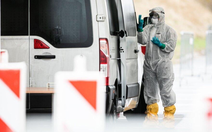 Минздрав Литвы распорядился снизить масштабы тестирования на коронавирус