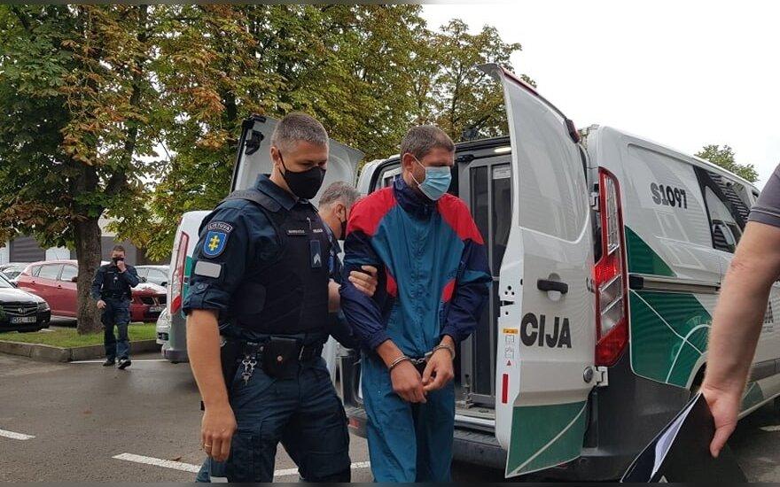 Teismas leido suimti dviejų moterų nužudymu įtariamą Raseinių r. gyventoją