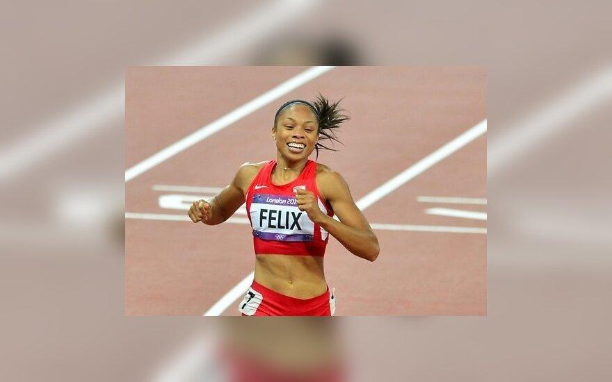 Легкая атлетика: три золота — у США, одно — у России