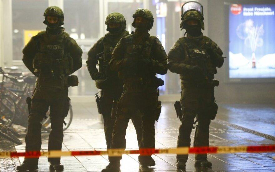 В Мюнхене заработали эвакуированные из-за угрозы теракта вокзалы