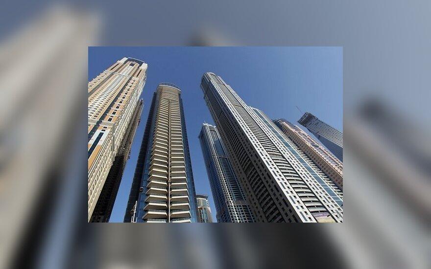 В Эмиратах открылся высочайший в мире жилой небоскреб