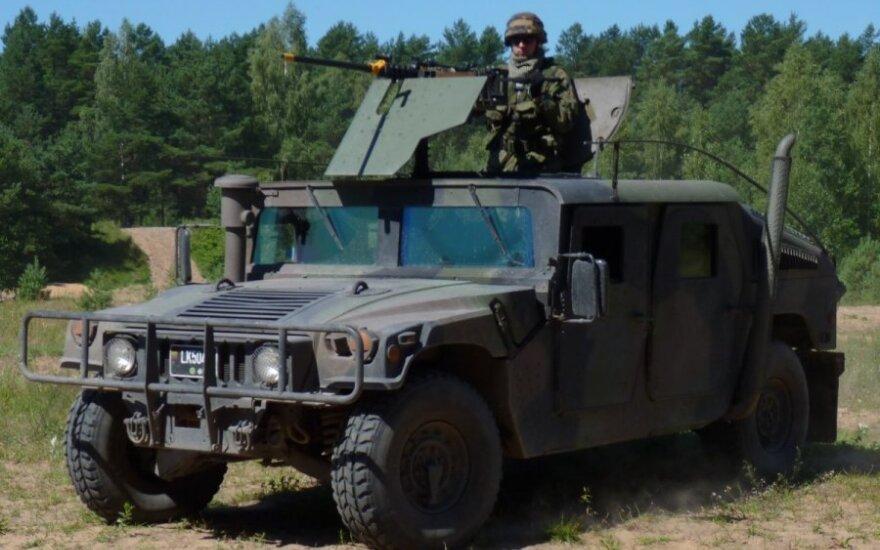 Litewskie wojsko nadal kupuje rosyjskie paliwo i amunicję