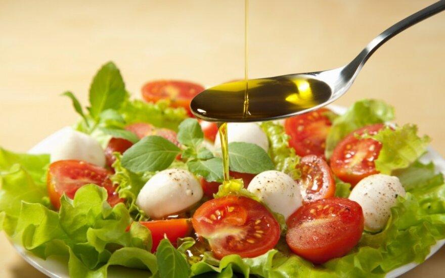 Конопляное масло - достойная замена оливковому