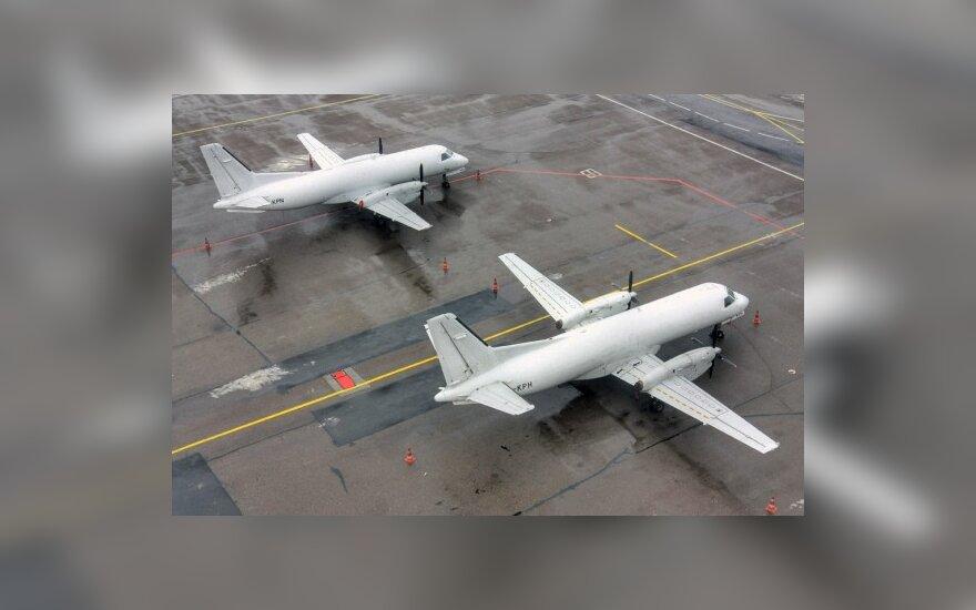 Меньше авиарейсов – больше пассажиров на борту