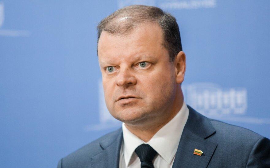 Премьеру Литвы непонятны требования Латвии заплатить 57 млн евро за железнодорожную ветку