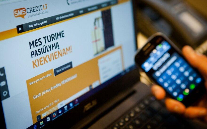Центробанк Литвы ударил по крупнейшей компании быстрых кредитов