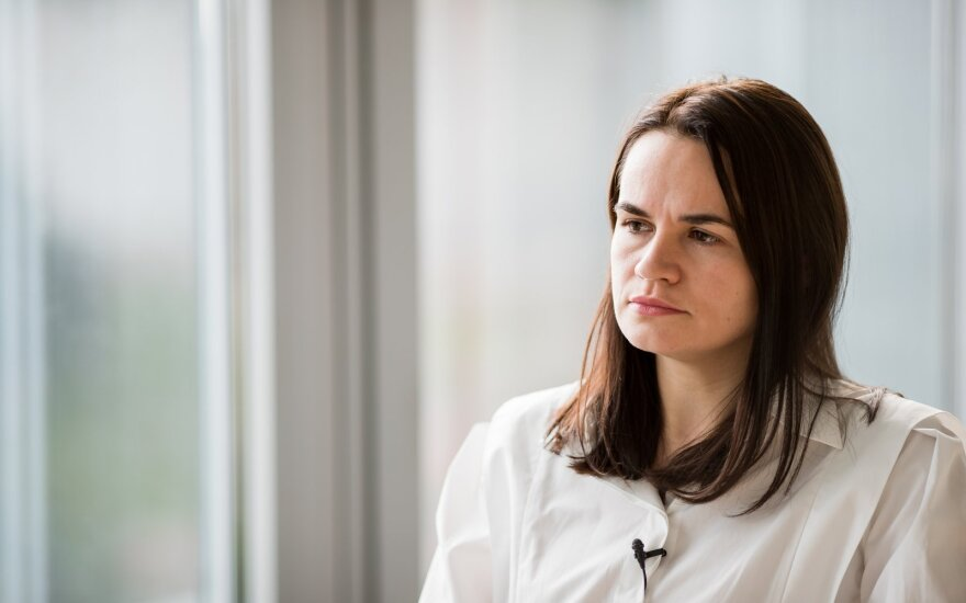 Тихановская заявила о необходимости смены тактики протестов в Беларуси