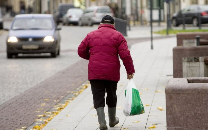 В России выросло число бедняков